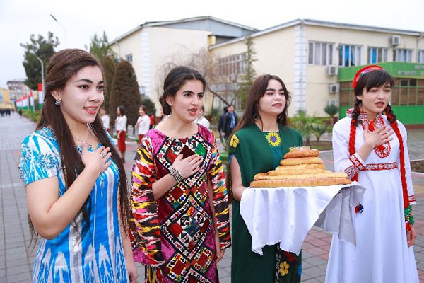 Начало работы Внешней экспертной комиссии Независимого агентства аккредитации и рейтинга Республики Казахстан в Технологическом университете Таджикистана