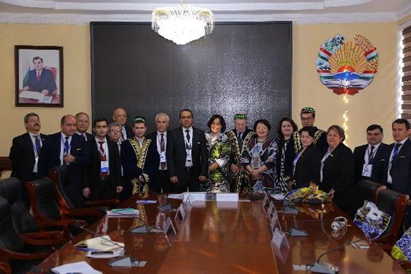 Завершение работы Внешней экспертной комиссии НААР в Технологическом университете Таджикистана