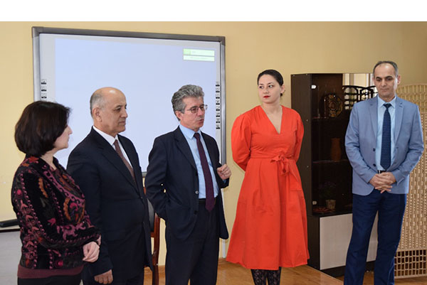 Tajik fashion professionals to be trained on GRAFIS computer-aided design