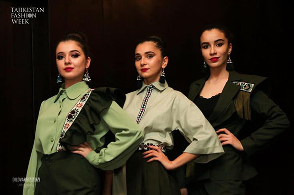 Tajikistan Fashion Week 2020: незабываемые впечатления до следующего года