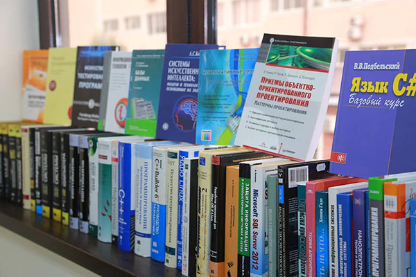 "PARTICIPATION OF THE DEPARTMENT OF THE TECHNOLOGICAL UNIVERSITY OF TAJIKISTAN IN THE ""BOOK GIFT"" ACTION FOR THE SCIENTIFIC LIBRARY TUT."